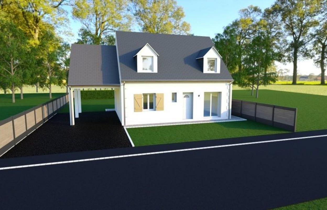 Maison à construire 4 pièces 106 m²