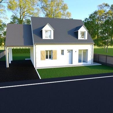 Maison 4 pièces 106 m²