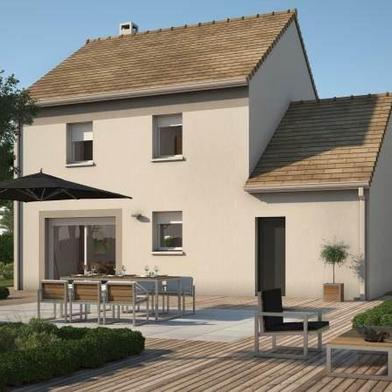 Maison 5 pièces 74 m²
