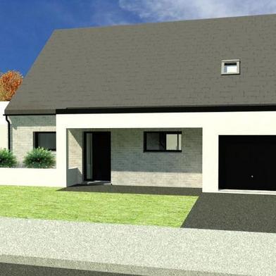 Terrain 372 m²