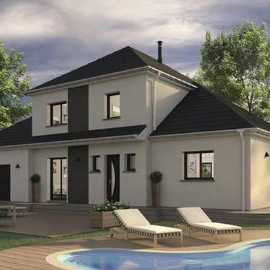 Maison 6 pièces 139 m²