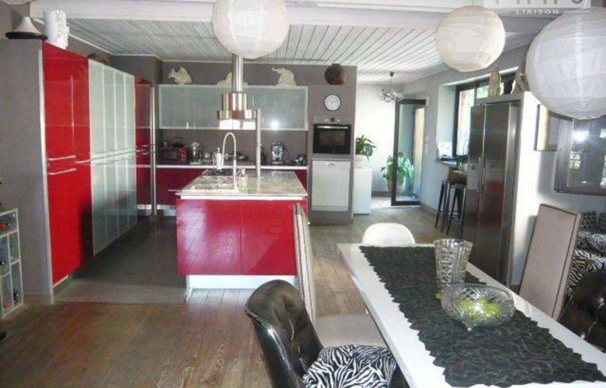 Appartement 4 pièces 140 m²