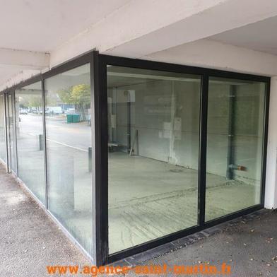 Commerce 1 pièce 38 m²