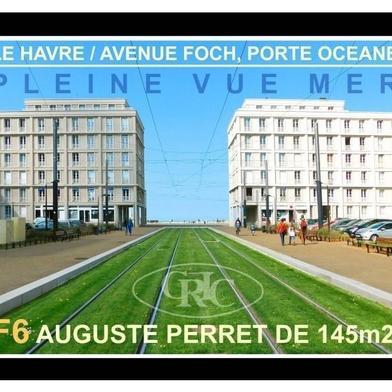 Appartement 6 pièces 145 m²