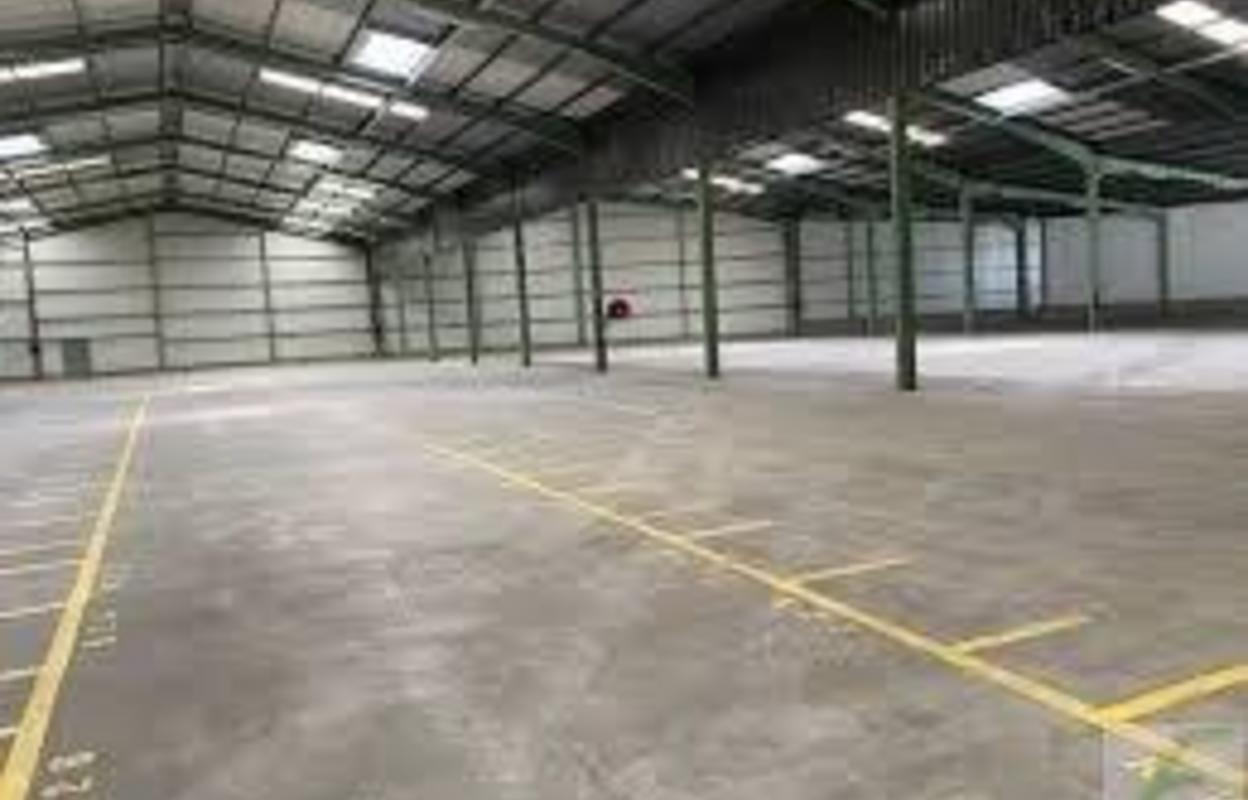 Commerce 1 pièce 500 m²