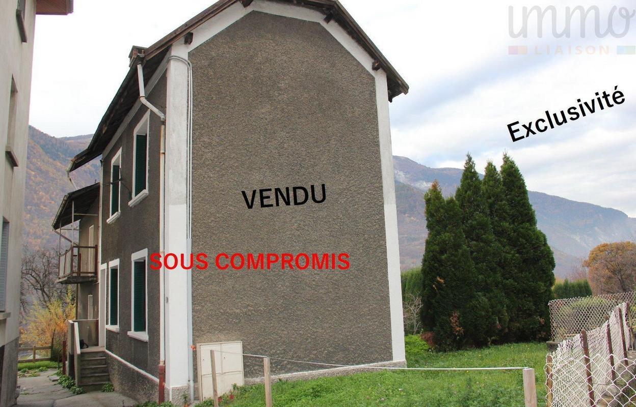 Maison 4 pièces 53 m²