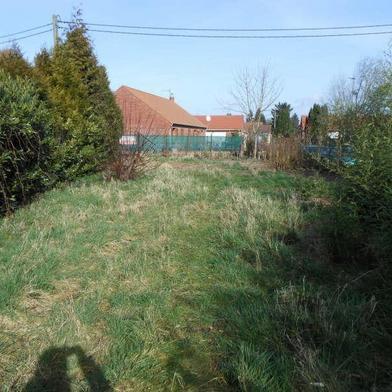 Terrain 419 m²