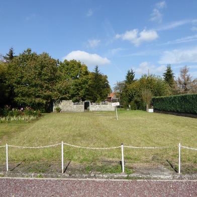 Terrain 485 m²