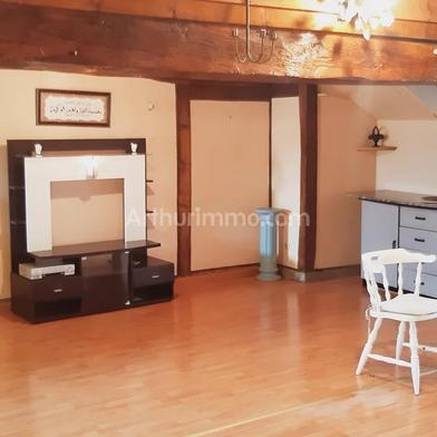 Appartement 3 pièces 82 m²