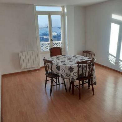 Appartement 4 pièces 50 m²