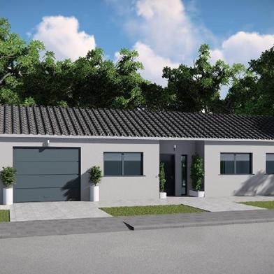 Maison à construire 6 pièces 90 m²