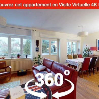 Appartement 3 pièces 84 m²