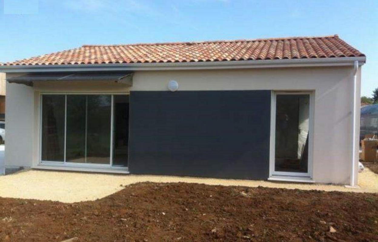 Maison à construire 3 pièces 71 m²