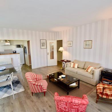 Appartement pour les vacances 3 pièces 73 m²
