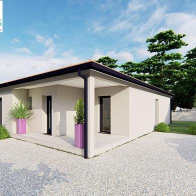 Maison à construire 5 pièces 145 m²
