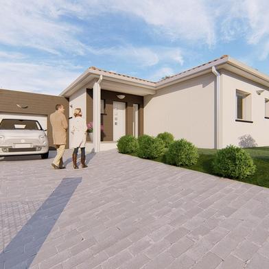 Maison à construire 4 pièces 115 m²