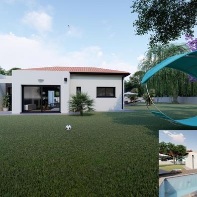 Maison à construire 4 pièces 136 m²