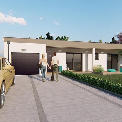 Maison à construire 4 pièces 93 m²