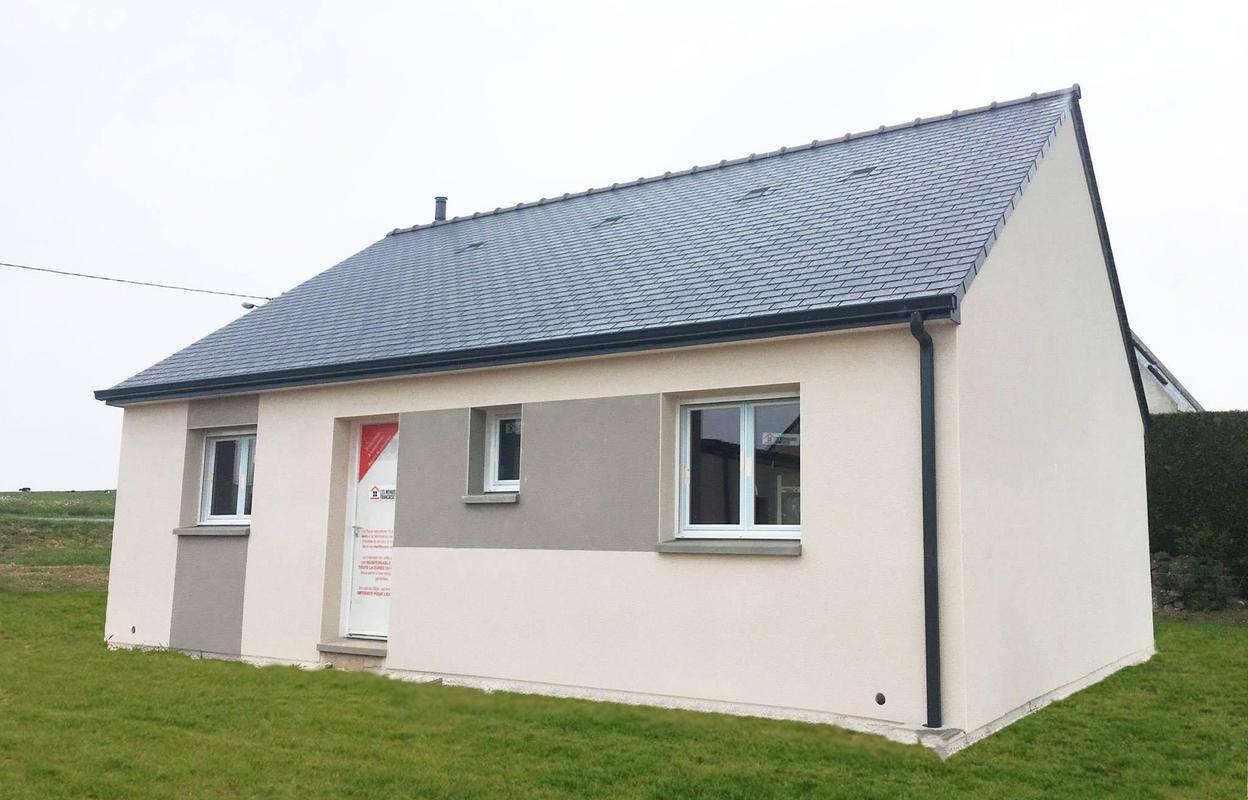 Maison 4 pièces 79 m²