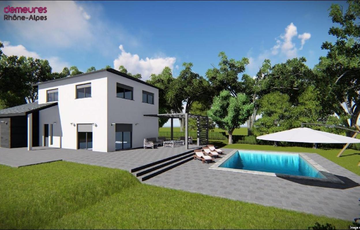 Maison à construire 5 pièces 120 m²