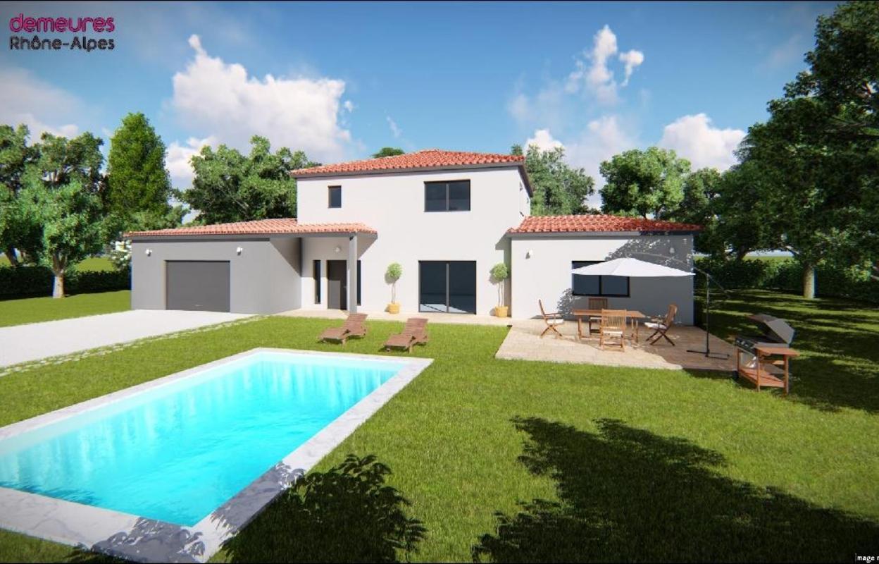 Maison à construire 6 pièces 150 m²