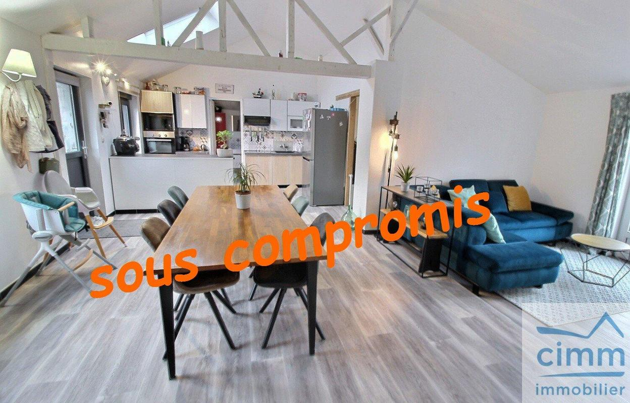 Maison 7 pièces 90 m²