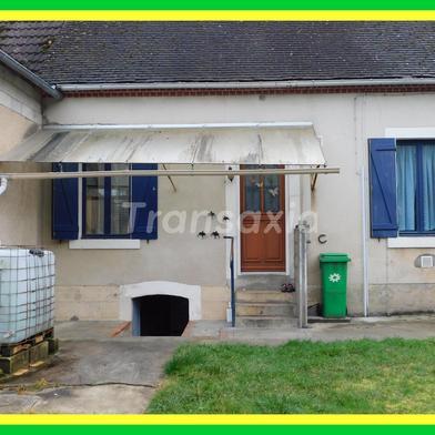 Maison 3 pièces 61 m²