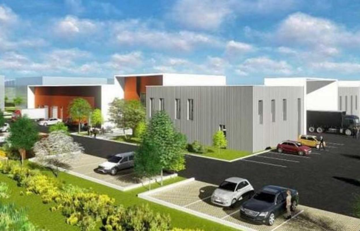 Local industriel 3000 m²