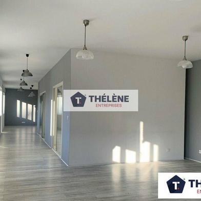 Bureau 115 m²
