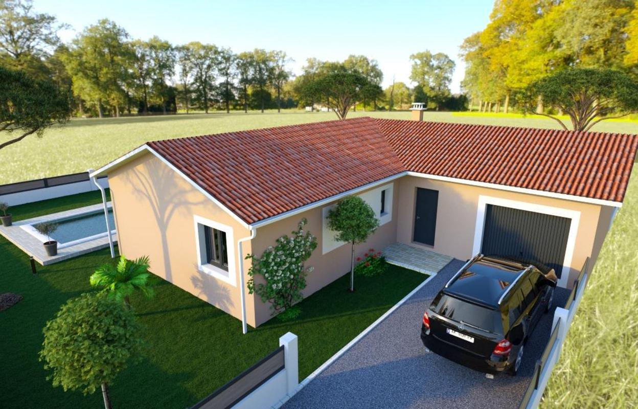 Maison à construire 3 pièces 92 m²