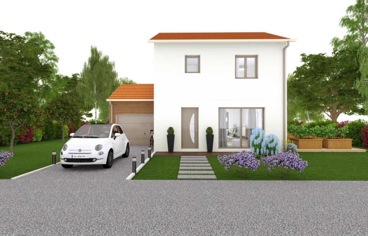 Maison à construire 3 pièces 90 m²