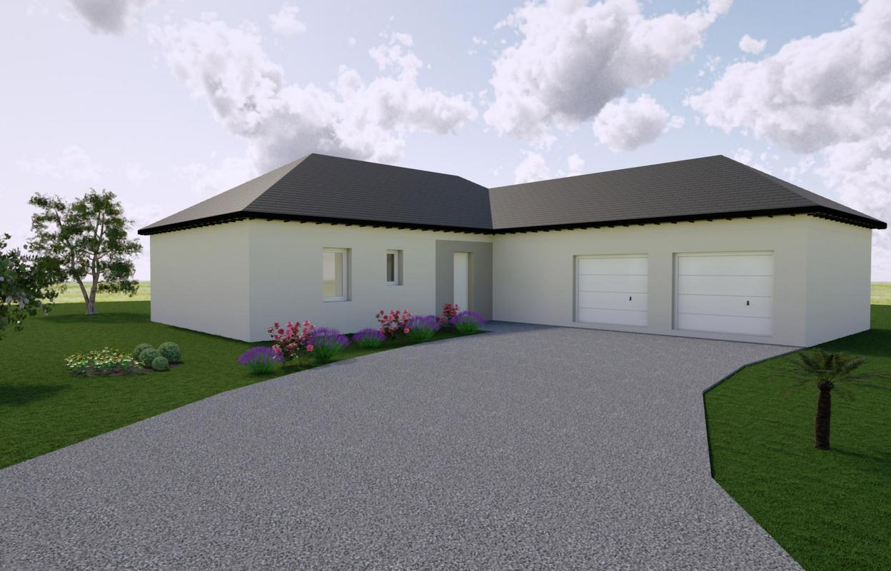 Maison à construire 4 pièces 98 m²