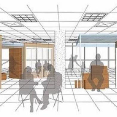 Bureau 504 m²