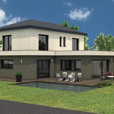 Maison à construire 7 pièces 150 m²