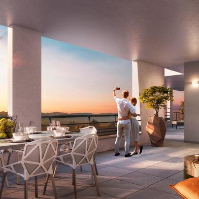Appartement 5 pièces 131 m²
