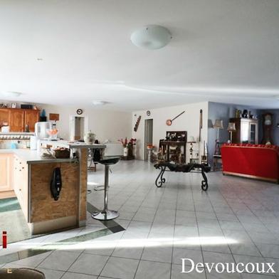 Maison 4 pièces 247 m²