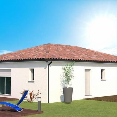 Maison à construire 4 pièces 79 m²