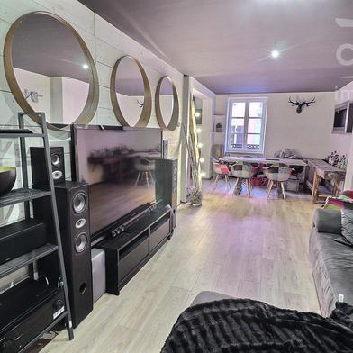 Appartement 2 pièces 66 m²