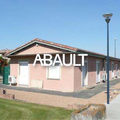 Bureau 183 m²