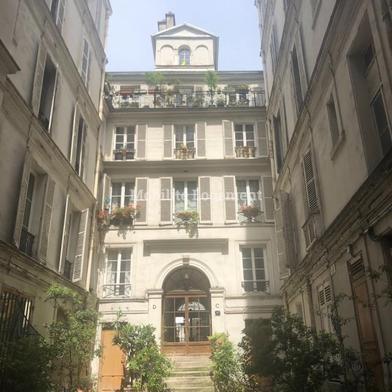 Appartement 2 pièces 22 m²