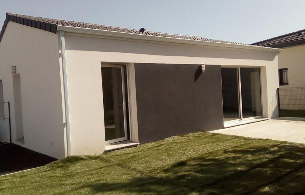Maison à construire 3 pièces 80 m²