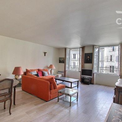 Appartement 2 pièces 76 m²