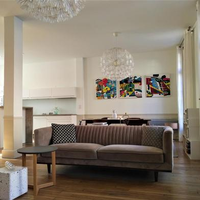 Appartement 84 m²