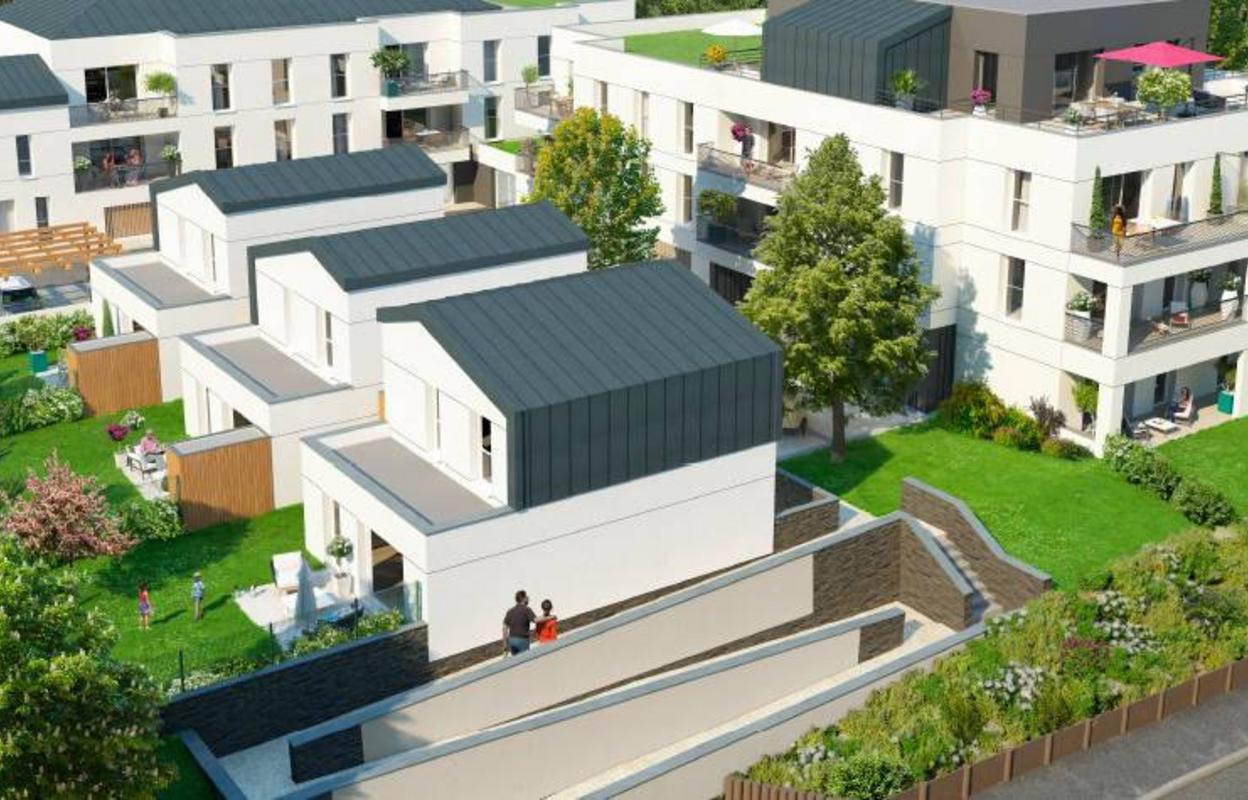 Programme neuf T3 60 m²