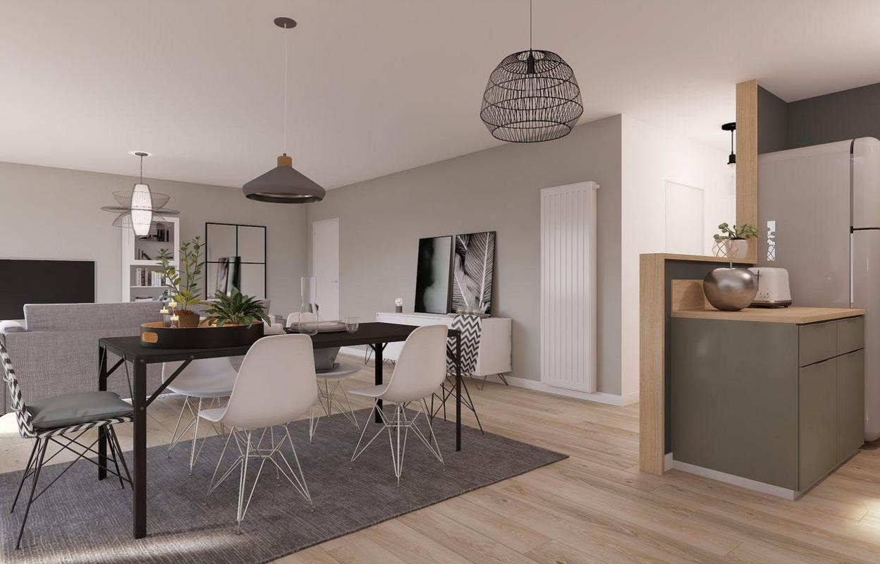 Maison à construire 3 pièces 70 m²
