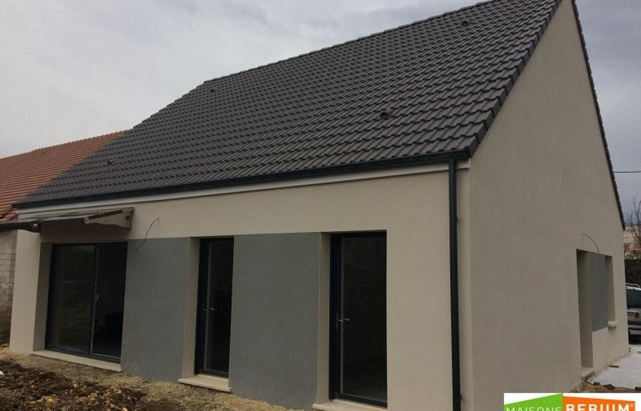 Maison à construire 4 pièces 122 m²