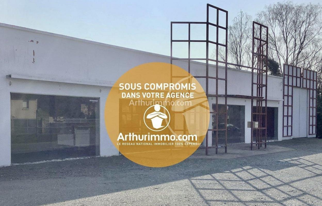 Commerce 323 m²