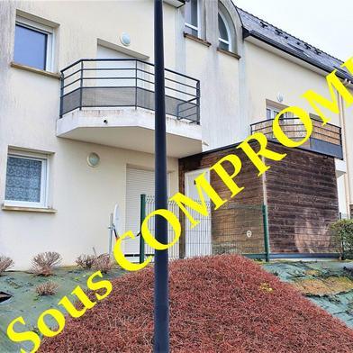 Appartement 3 pièces 42 m²