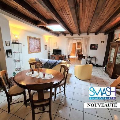 Appartement 5 pièces 109 m²