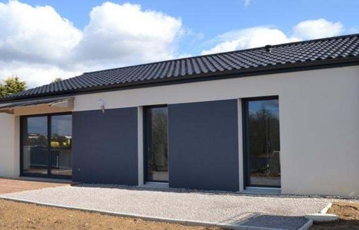Maison à construire 6 pièces 96 m²